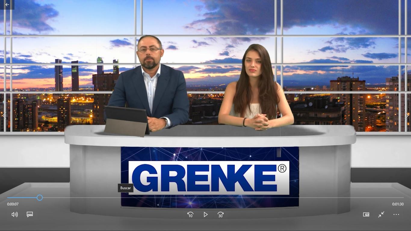 Presentación Grenke