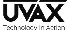 Logo UVAX Technology In Action